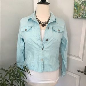 See Tag Photo For Brand Jackets Amp Coats Light Blue Aqua